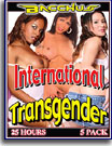 International Transgender 25 Hours 5-Pack