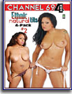 Ethnic Natural Tits 4-Pack 2