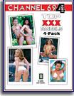 Top XXX Models 4-Pack