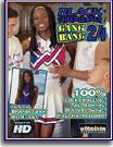 Black Cheerleader Gang Bang 24