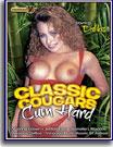 Classic Cougars Cum Hard