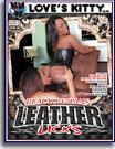 Black Lesbian Leather Licks
