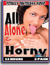 All Alone and Horny 25 Hours 5-Pack