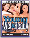 Young Wet and Ready 25 Hours 5-Pack