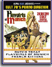 Zebedy Colt Triple Feature: Playgirls of Munich Plus Dutch Treat French Kittens