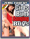 Girls Butt Banging Boys 20 Hrs 4-Pack