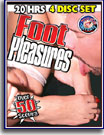 Foot Pleasures 20 Hrs 4-Pack