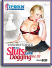 British Sluts Love Dogging 3