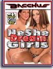 He She Dream Girls 20 Hrs 4-Pack