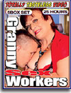Granny Sex Workers 25 Hours 5-Pack