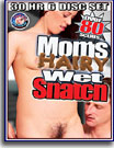 Moms Hairy Wet Snatch 30 Hr 6-Pack