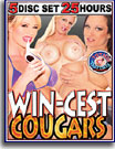 Win-Cest Cougars 25 Hours 5-Pack