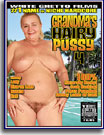 Grandma's Hairy Pussy 4