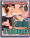 Family Taboo 20 Hrs 4-Pack