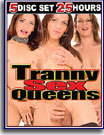 Tranny Sex Queens 25 Hours 5-Pack