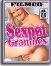 Sexpot Grannies 20 Hrs 4-Pack