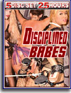 Disciplined Babes 25 Hours 5-Pack