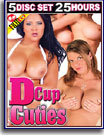 D Cup Cuties 25 Hours 5-Pack