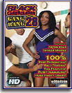 Black Cheerleader Gang Bang 28
