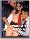 Naughty School Girl
