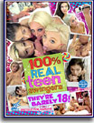 100% Real Teen Swingers: They're Barely 18