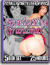 Fornicating Grandmas 25 Hours 5-Pack