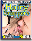 Hairy Snappers 25 Hours 5-Pack