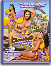 Chocolate Cheerleader Camp 5