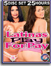 Latinas Play For Pay 25 Hours 5-Pack