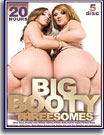 Big Booty Threesomes 5-Pack