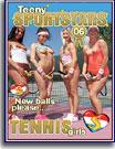 Teeny Sportstars 6