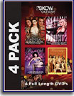 Skow For Girlfriends Films 4-Pack