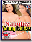 Naughty Young Latinas 25 Hours 5-Pack