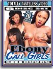 Ebony Call Girls 30 Hours 6-Pack