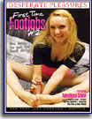 First Time Footjobs 2