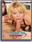 Horny Cougars 7