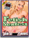 Fetish Sexfest 25 Hours 5-Pack