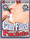Cum Filled Facials 25 Hours 5-Pack