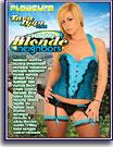 Naughty Blonde Neighbors