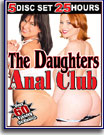 Daughters Anal Club 25 Hours 5-Pack, The