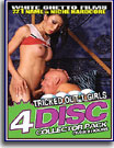 Tricked Out T Girls Collector 4-Pack