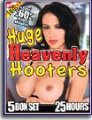 Huge Heavenly Hooters 25 Hours 5-Pack