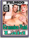 Grannies Paid to Get Laid 20 Hrs 4-Pack