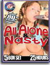 All Alone and Nasty 25 Hours 5-Pack