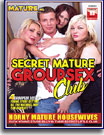 Secret Mature Group Sex Club