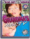 Grandma's Nasty 25 Hours 5-Pack