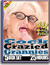 Cock Crazied Grannies 25 Hours 5-Pack