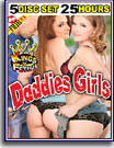 Daddies Girls 25 Hours 5-Pack