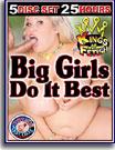 Big Girls Do It Best 25 Hours 5-Pack