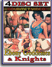 Ebony Goddesses and Knights 4-Pack